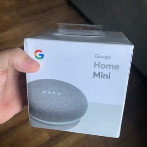 🆕 UNOPENED Google Home Mini
